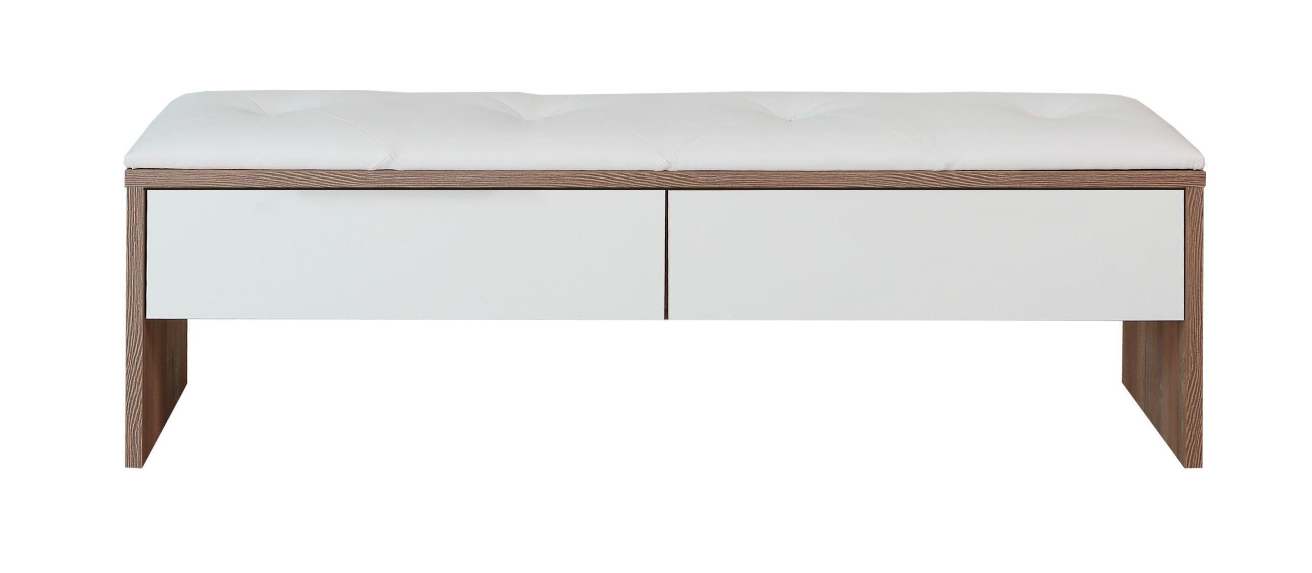 FORTE Sitzbank »Esporao« mit Schubkästen