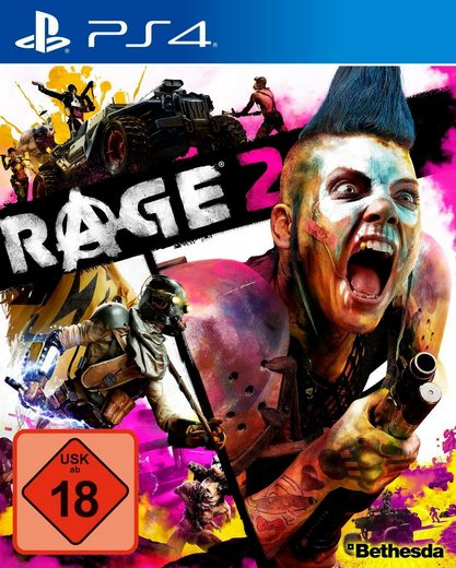 Rage 2 PlayStation 4