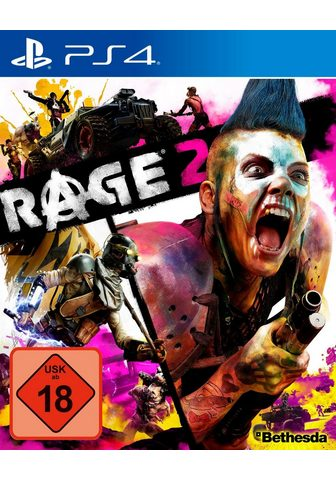 BETHESDA Rage 2 Deluxe Edition PlayStation 4