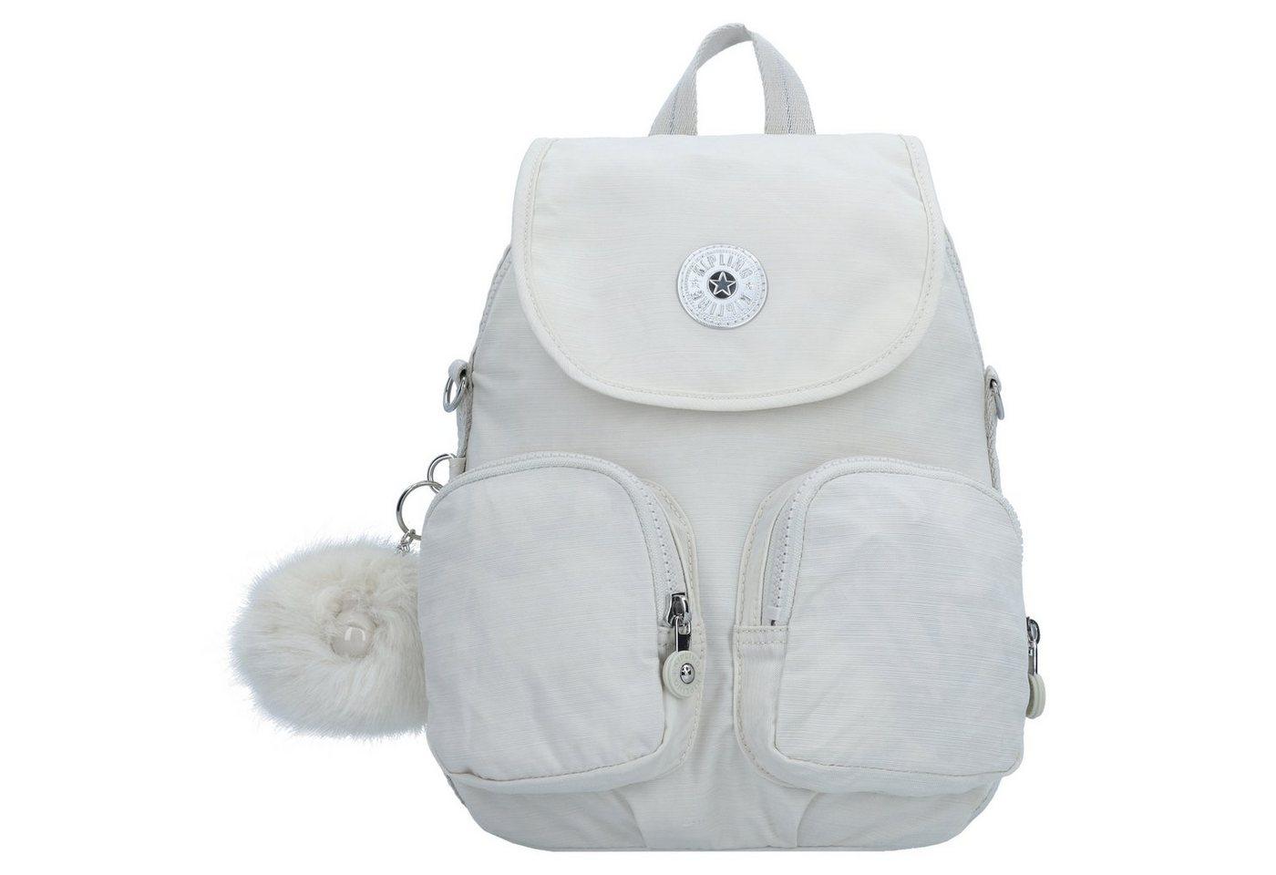 KIPLING Basic Plus City Rucksack 28 cm | Taschen > Rucksäcke | Weiß | KIPLING