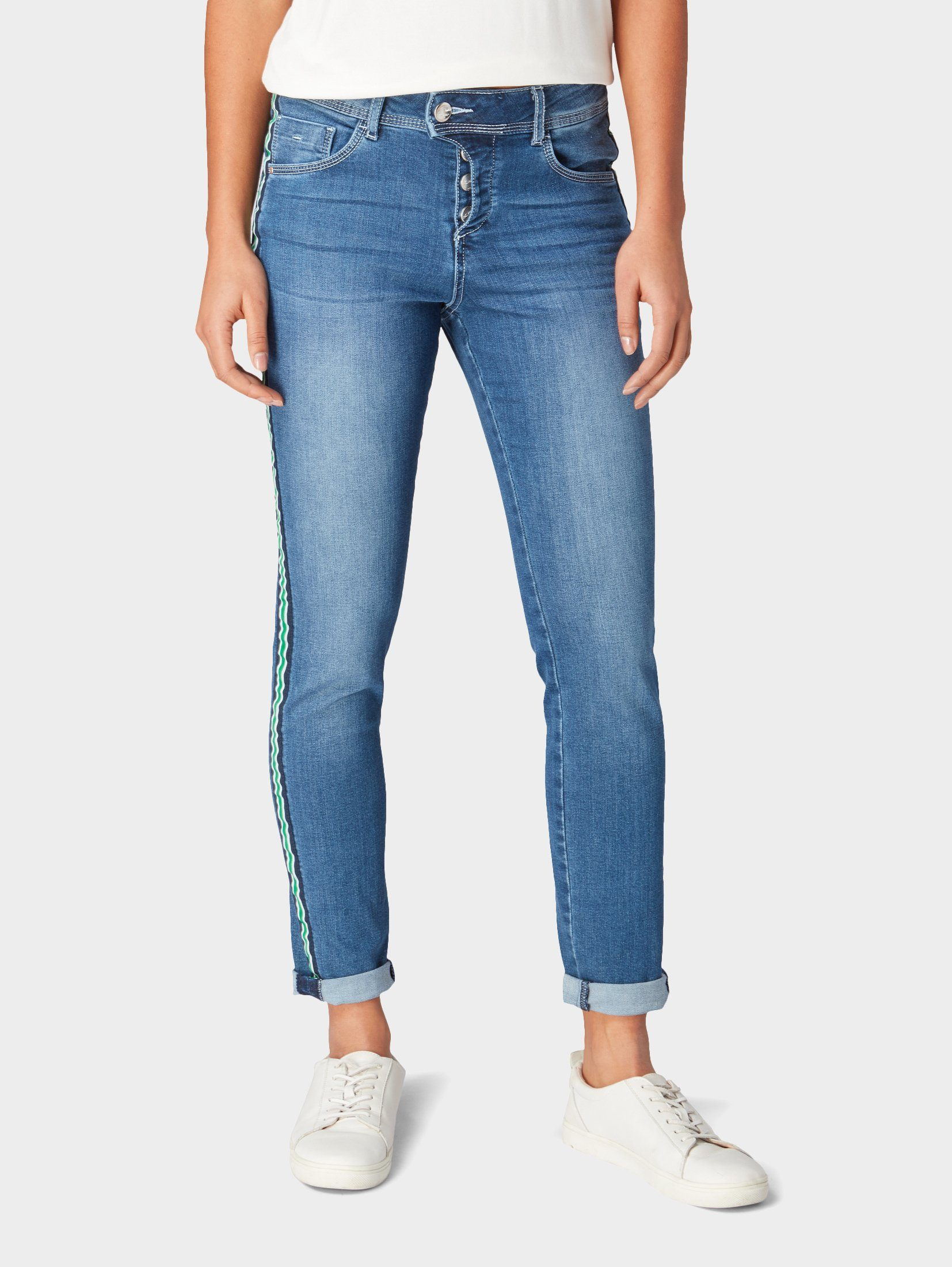 TOM TAILOR Regular fit Jeans »Relaxed Tapered Jeans « online kaufen   OTTO