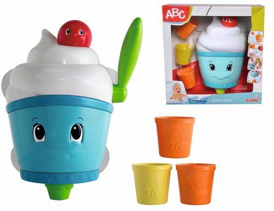 SIMBA »ABC Schaummaschine« Badespielzeug