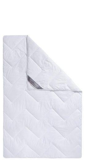 Microfaserbettdecke, »Soft Touch«, Wendre, leicht, Füllung: Polyester, Bezug: Polyestergewebe, (1-tlg), schlafen wie im siebten Himmel
