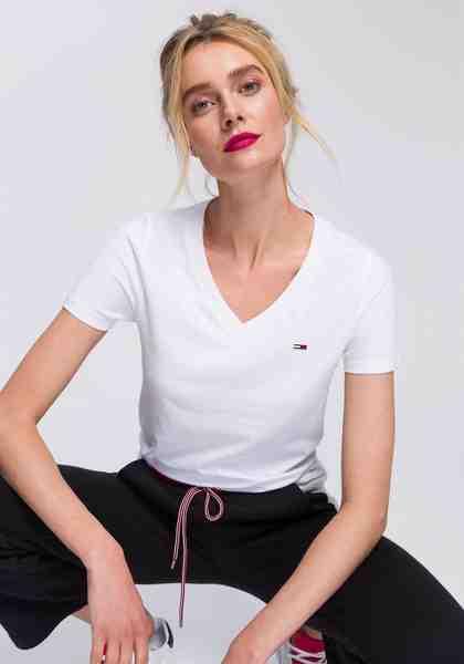 Tommy Jeans T-Shirt »TJW TOMMY CLASSICS TEE«