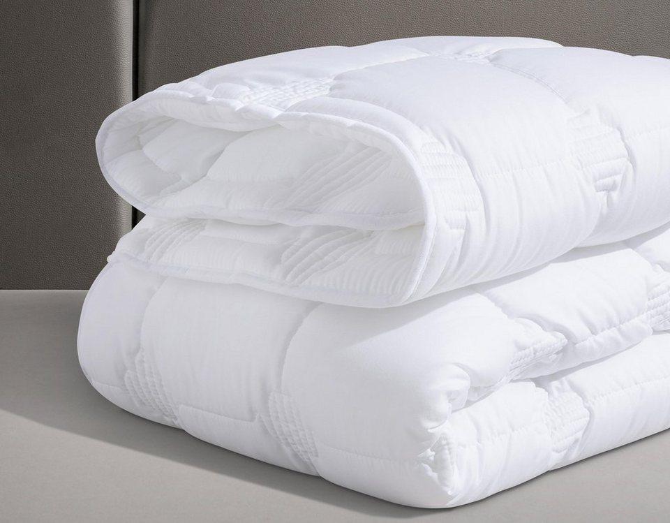 Microfaserbettdecke Medibett Cotton Soft Beco Warm Fullung Polyester Bezug 80 Polyester 20 Baumwolle 1 Tlg Von Haus Garten Mit