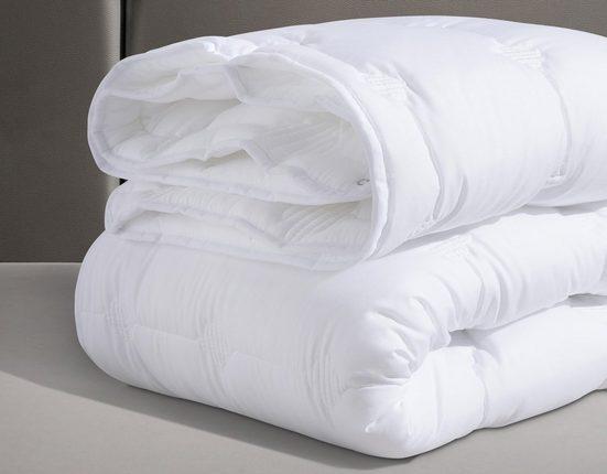 """4-Jahreszeitenbett, »Medibett Cotton Soft«, Beco, 4-Jahreszeiten, Füllung: Polyester, Bezug: Baumwolle & Polyester, (1-tlg), Von Haus & Garten mit Testurteil: """"Sehr gut"""" bewertet*"""