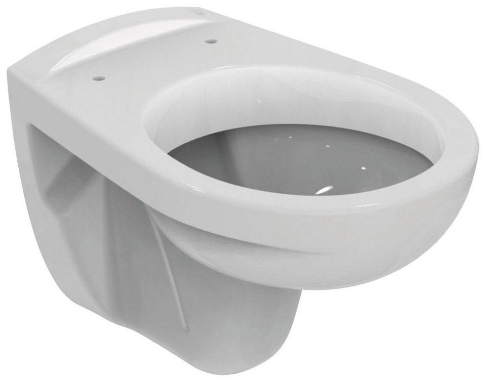 Gut gemocht IDEAL STANDARD Wand-WC »Eurovit«, weiß kaufen | OTTO SW49