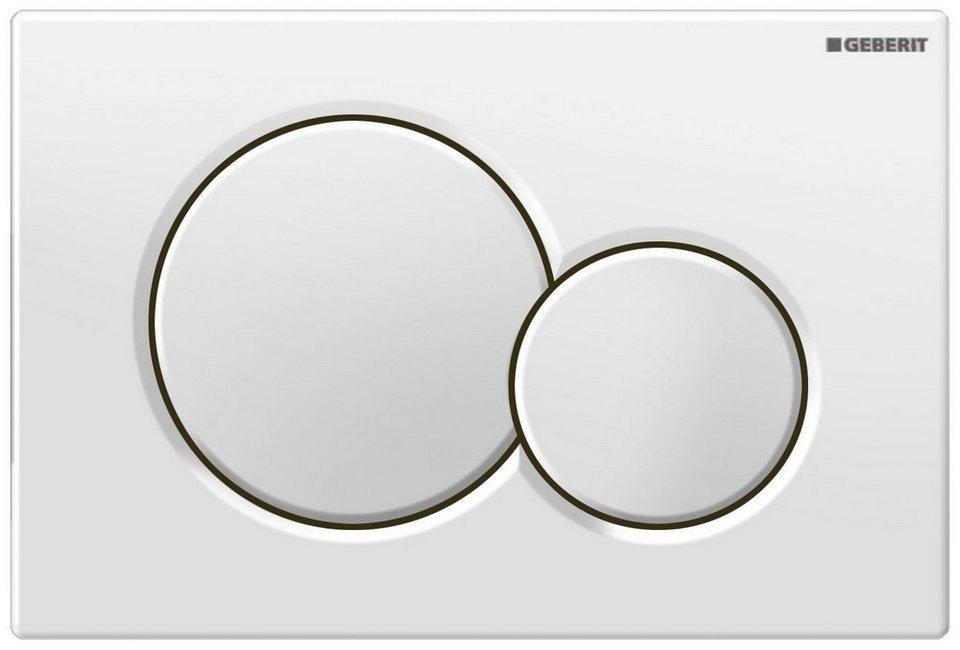 Geberit Betätigungsplatte Sigma 01 Weiß Kaufen Otto