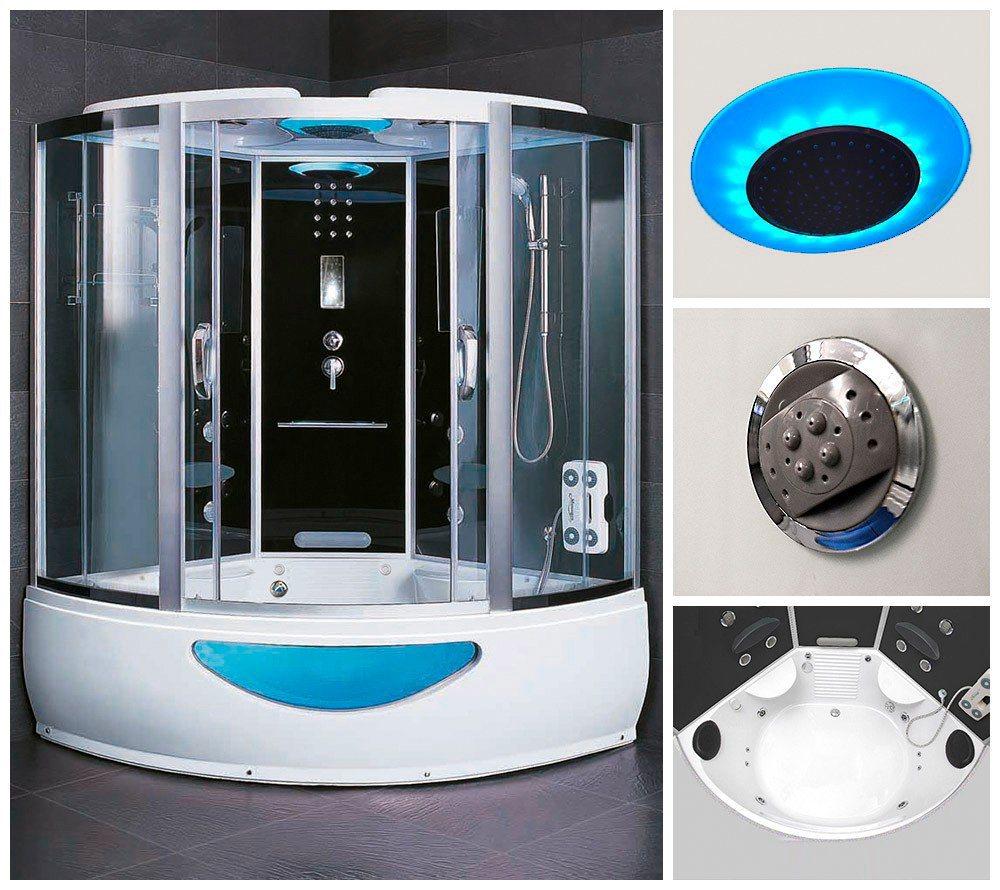 Duschen und Zubehör - HOME DELUXE Dampfdusche  - Onlineshop OTTO
