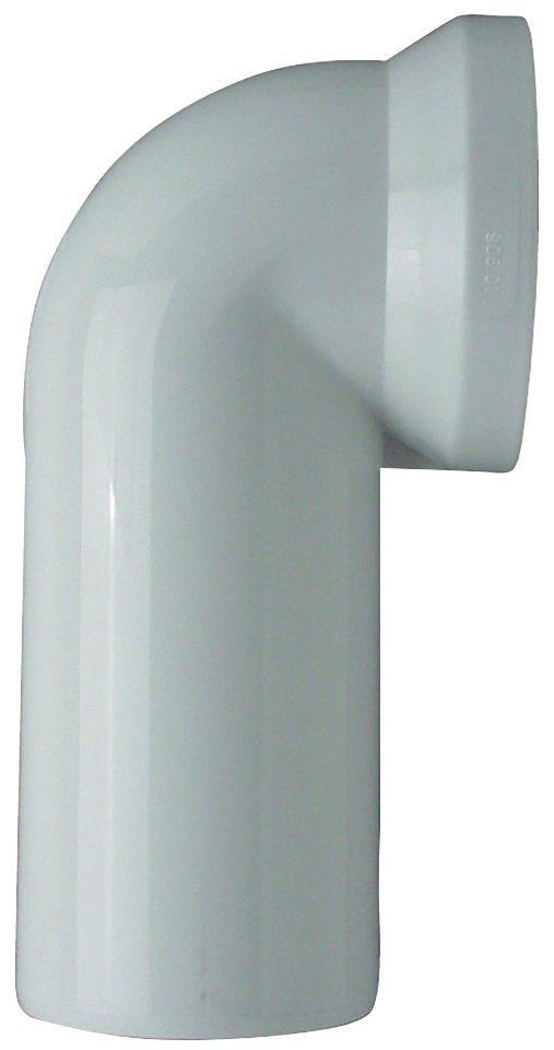 CORNAT WC-Ablaufbogen 90°
