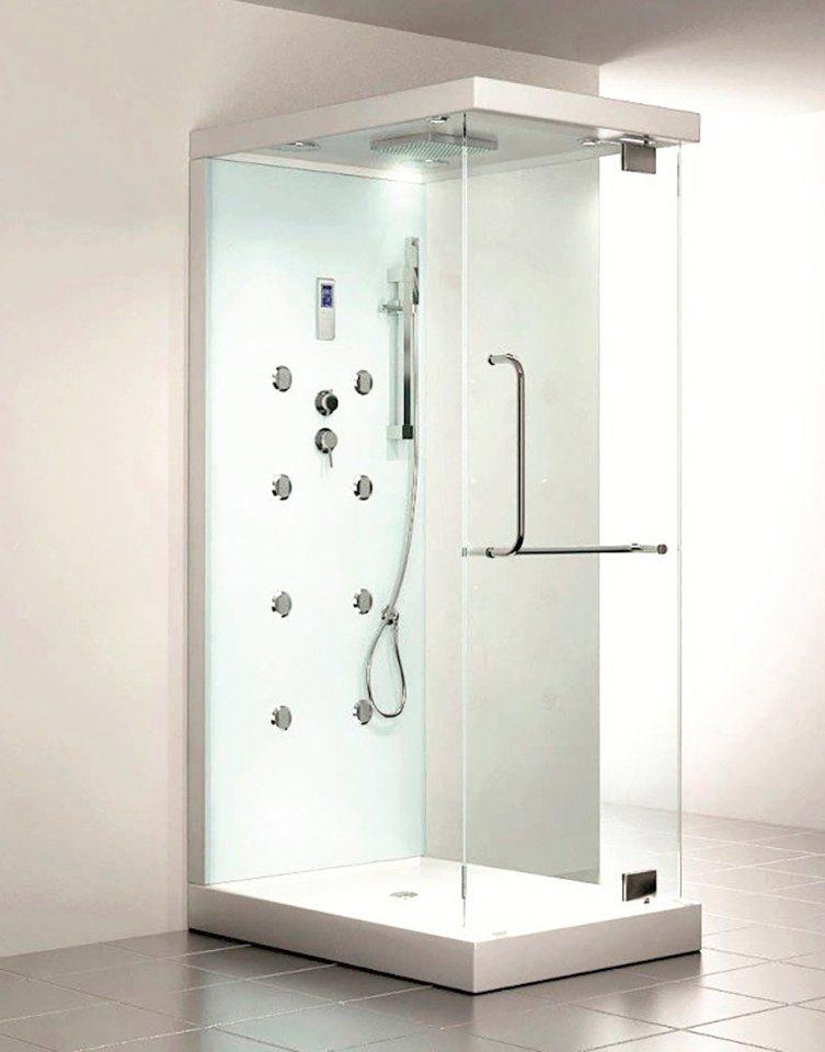 Duschen und Zubehör - HOME DELUXE Dampfdusche »Design M«  - Onlineshop OTTO