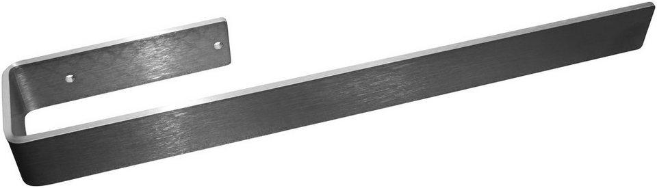 SCHULTE Handtuchhalter für Heizkörper, seitlich offen, 4 x 43 cm ...