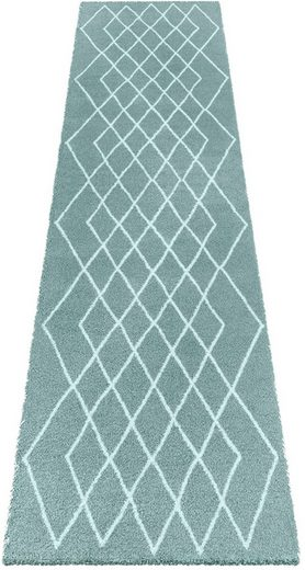 Hochflor-Läufer »Bron«, ELLE Decor, rechteckig, Höhe 32 mm