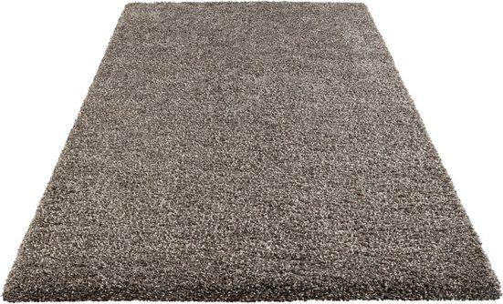 Hochflor-Teppich »Talence«, ELLE Decor, rechteckig, Höhe 50 mm, dichter weicher Langflor