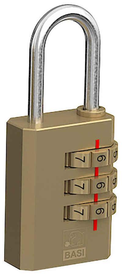 BASI Bügelschloss »Kofferschloss - KS 622«
