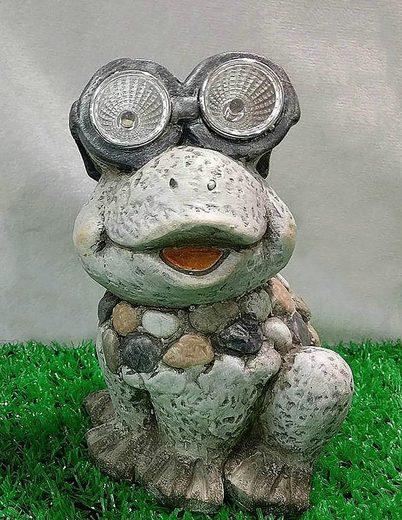 HTI-Line Solardeko »Frosch«