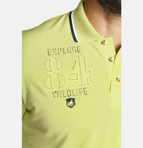 Mit »haraldur« Jan Vanderstorm Poloshirt Dekorativen Details Bqw7xaYC