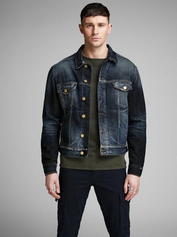 ab1dbe17ac7483 Jack   Jones Vintage-inspirierte Jeansjacke kaufen