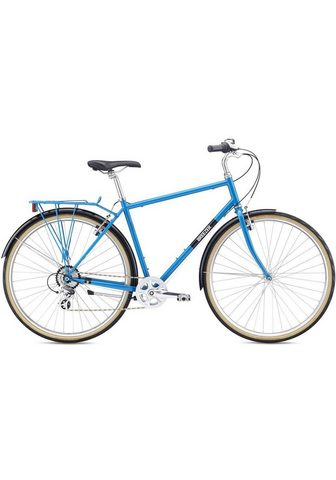 BREEZER BIKES Urbanbike »DOWNTOWN EX« 8 ...