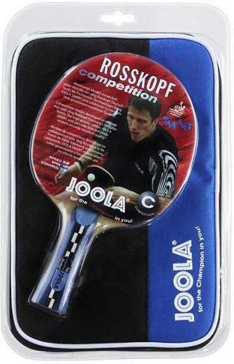 Joola Tischtennisschläger »Rossi Competition« (Set, 2-tlg., mit Schlägerhülle)