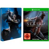 SEKIRO - Shadows Die Twice + Steelbook
