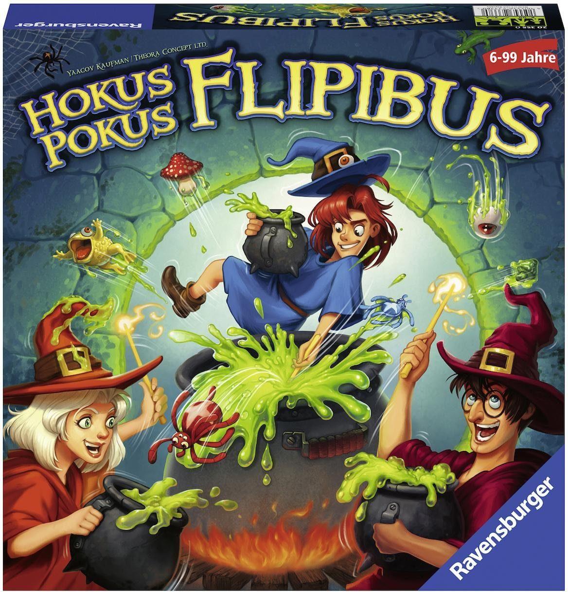 Ravensburger Hokus-Pokus Flipibus, »Zauberspiel«