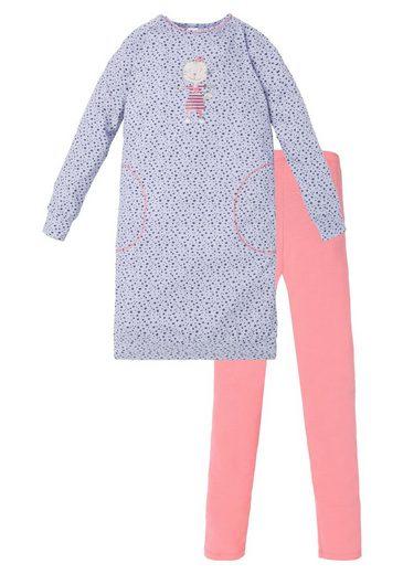 Schiesser Pyjama für Mädchen