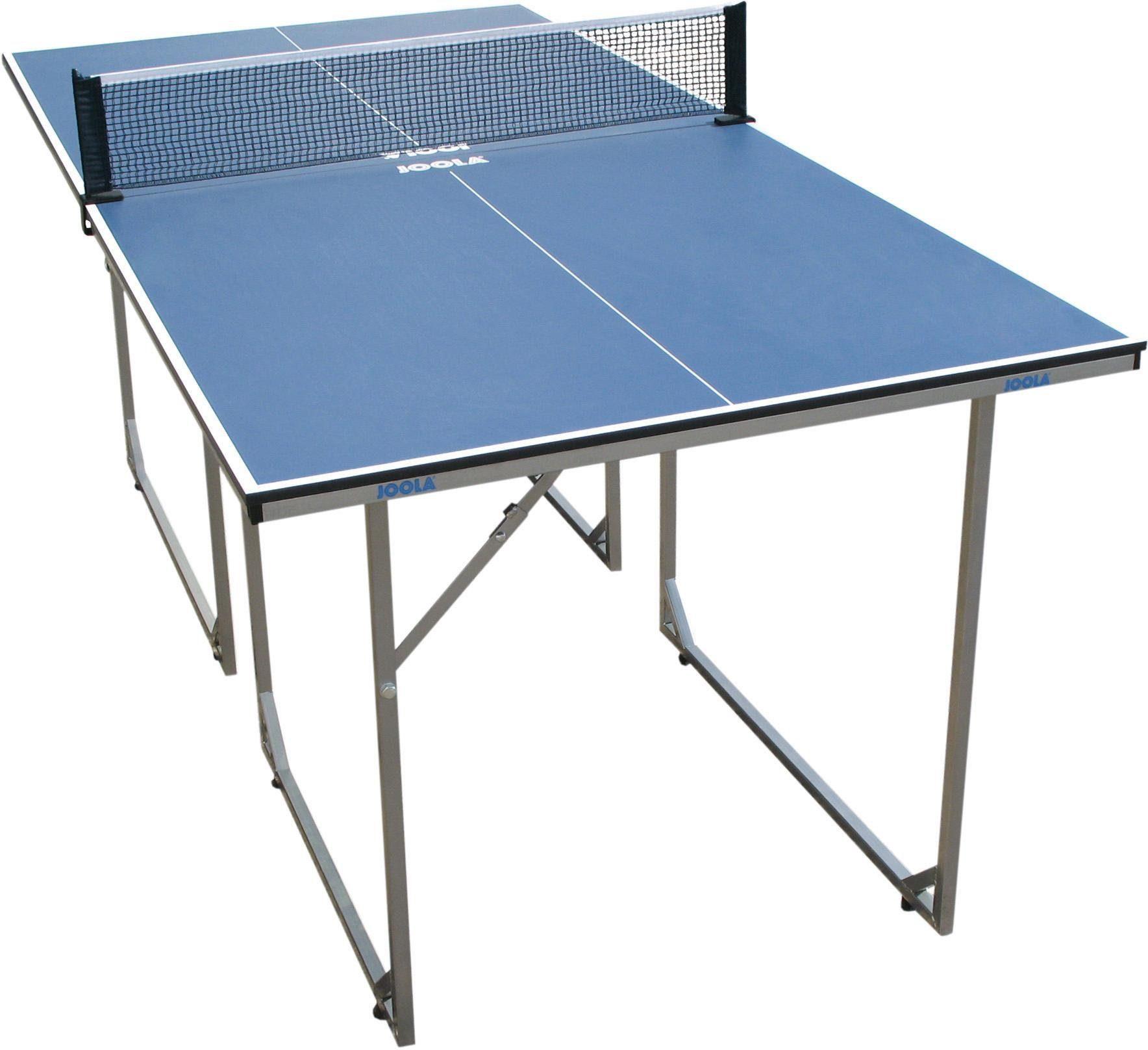 Joola Mini-Tischtennisplatte »Midsize«, Das Netz ist im Lieferumfang enthalten