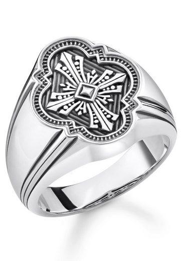 THOMAS SABO Silberring »Kreuz, TR2244-637-21-48, 50, 52, 54, 56, 58, 60, 62, 64, 66, 68«