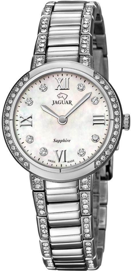 Jaguar Schweizer Uhr »Cosmopolition, J826/1«   Uhren > Schweizer Uhren   Jaguar