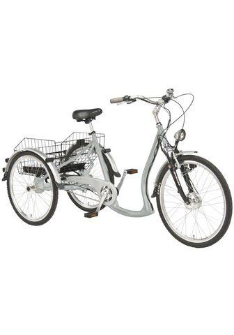 WILD EAGLE Elektrinis dviratis 7 Gang Shimano NEX...