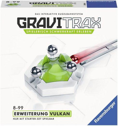 Ravensburger Kugelbahn »GraviTrax® Vulkan«, (Set), Made in Europe