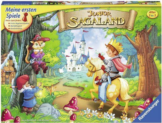 Ravensburger Spiel, »Junior Sagaland«