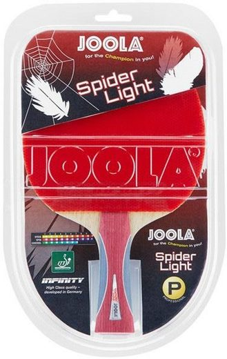 Joola Tischtennisschläger »Spider Light« (Packung)