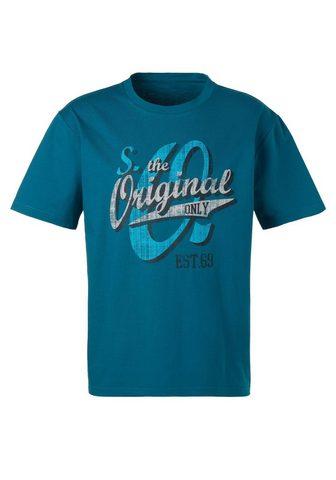 S.OLIVER BODYWEAR Marškinėliai