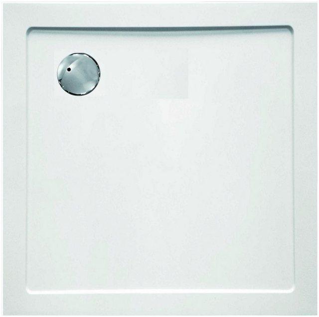 Duschwanne »SMC«| eckig| BxT: 90 x 90 cm | Bad > Duschen > Duschwannen | Sanotechnik