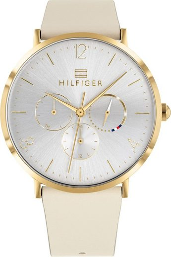 TOMMY HILFIGER Multifunktionsuhr »Casual,1782035«