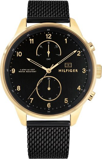 TOMMY HILFIGER Multifunktionsuhr »Casual, 1791580«