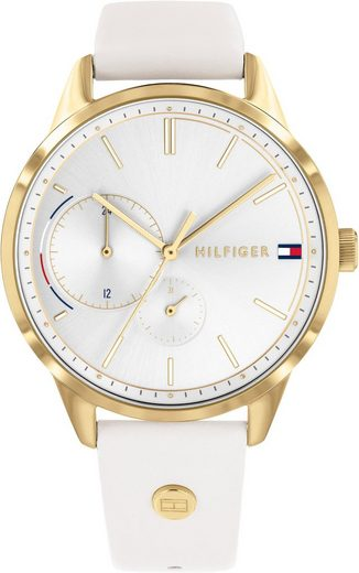 TOMMY HILFIGER Multifunktionsuhr »Casual, 1782018«
