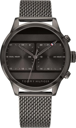 TOMMY HILFIGER Multifunktionsuhr »Casual, 1791597«