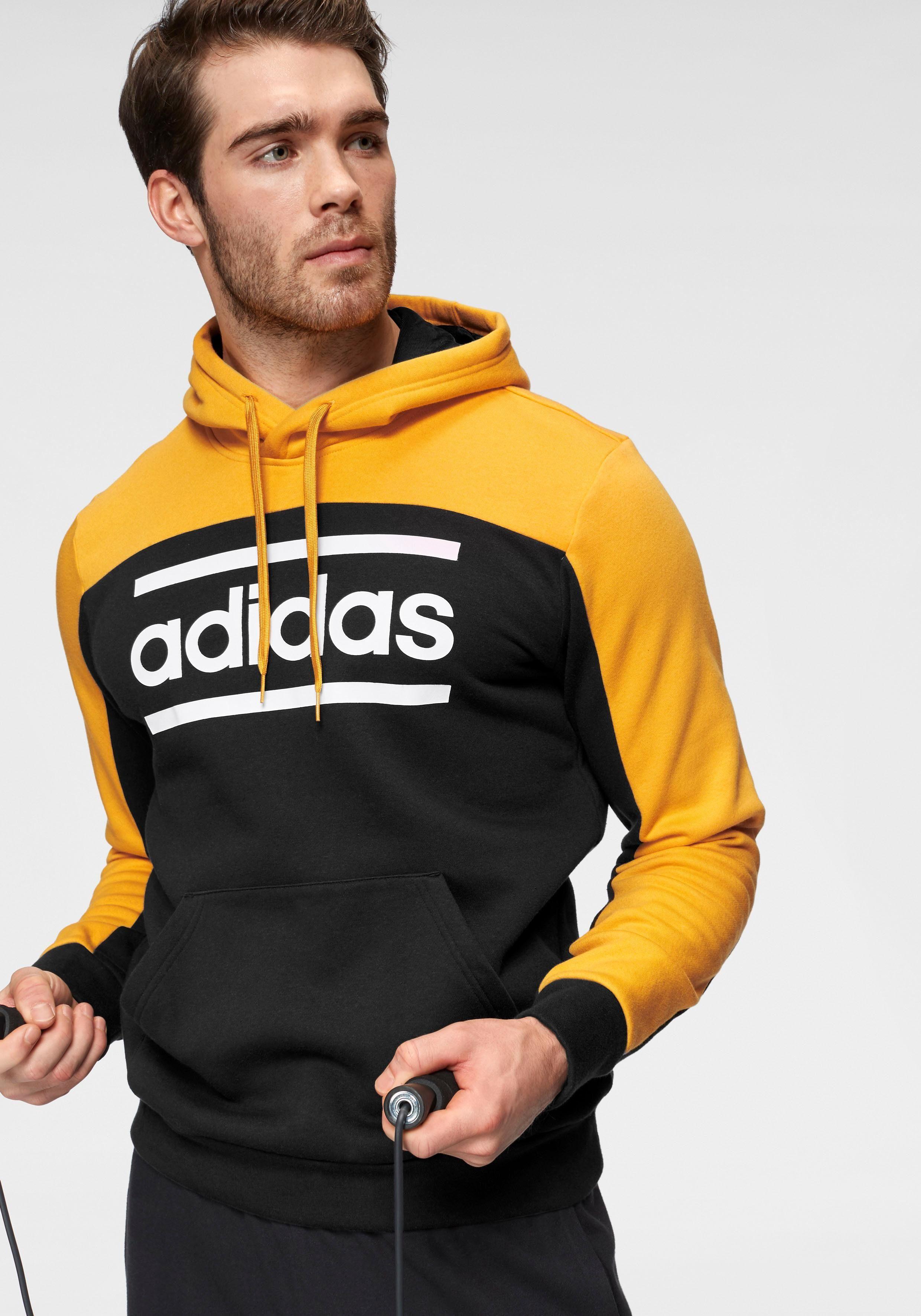 adidas Denim Kapuzensweatshirt »OSR MEN LINEAR CB HOODIE« in