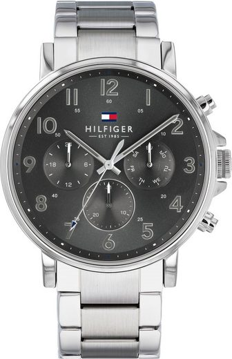 TOMMY HILFIGER Multifunktionsuhr »Dressed Up, 1710382«