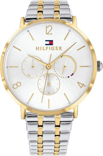 TOMMY HILFIGER Multifunktionsuhr »Casual, 1782032«