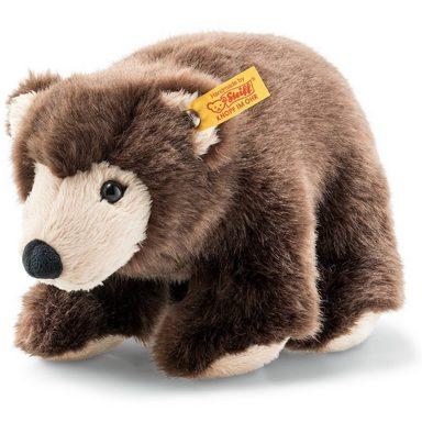 Steiff Softy Braunbär (25 cm) [dunkelbraun]
