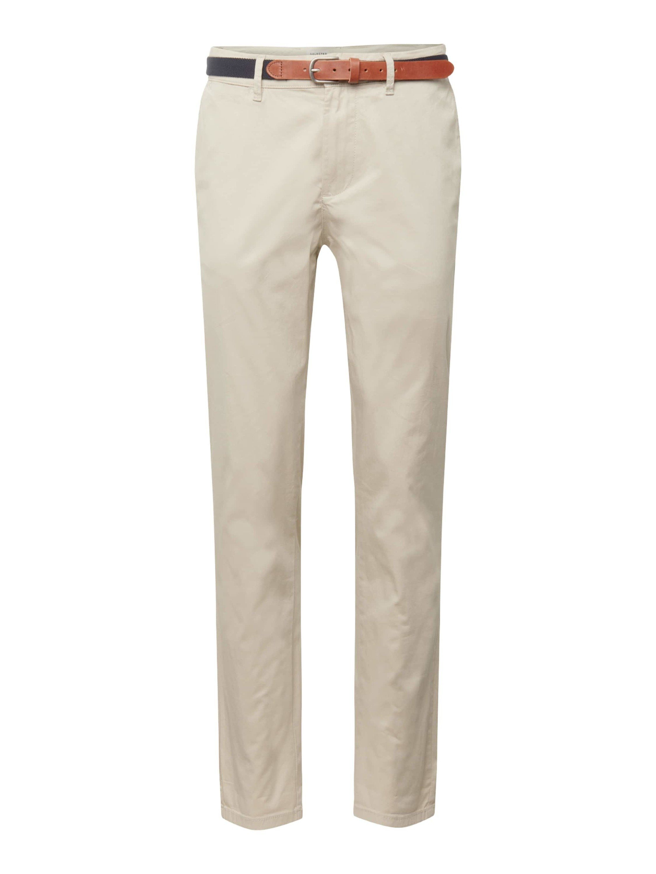 SELECTED HOMME Cargohose »SLHSLIM-YARD SILVER LINING PANTS W«