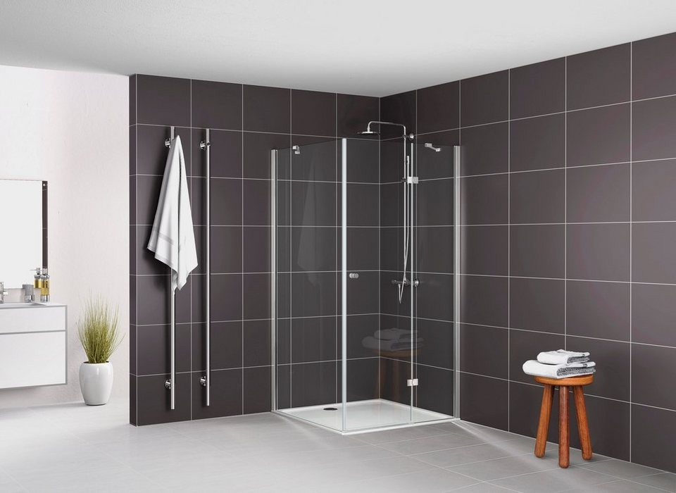 HOME DELUXE Walk-In Dusche »Luma« online kaufen   OTTO