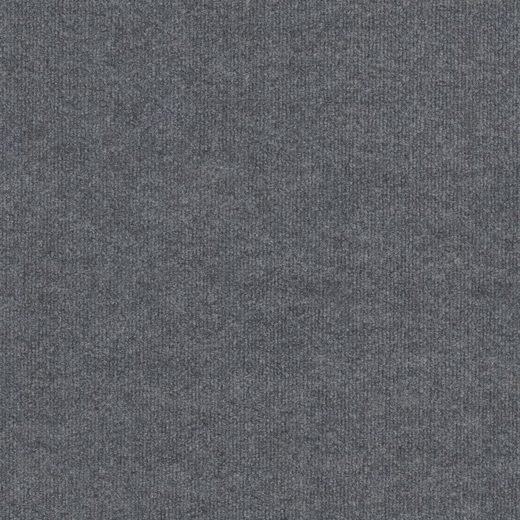 Teppichfliese »Madison grau«, 4 Stück (1 m²), selbstliegend