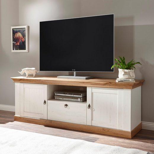 Home affaire Lowboard »Cremona«, Breite 183 cm