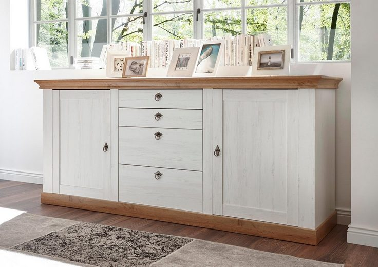 Home affaire Sideboard »Cremona«, Breite 210 cm