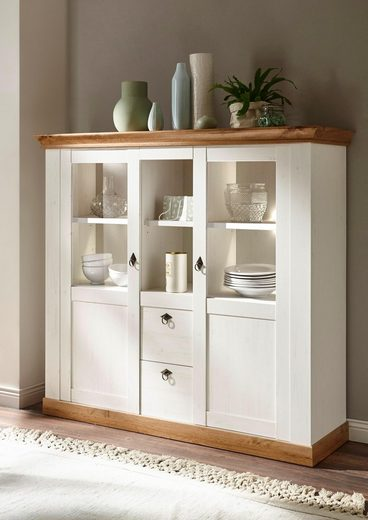 Home affaire Highboard »Cremona«, Breite 148 cm